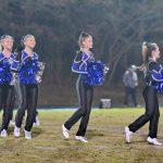 Varsity Poms Catonsville Game