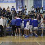 Varsity Boys Basketball vs Einstein