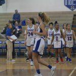 JV Girls Basketball vs RM