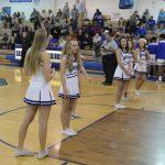 Varsity Cheer Whitman Game
