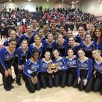 Poms Win Division 1 County Title!
