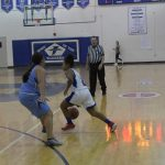 Girls JV Basketball vs Springbrook