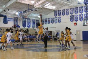 JV Boys Basketball vs B-CC