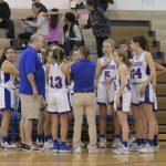 JV Girls JV Basketball vs B-CC
