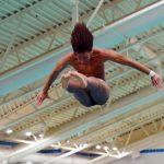 Parker Wins Metro Diving Championship!