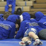 Wrestling vs Springbrook