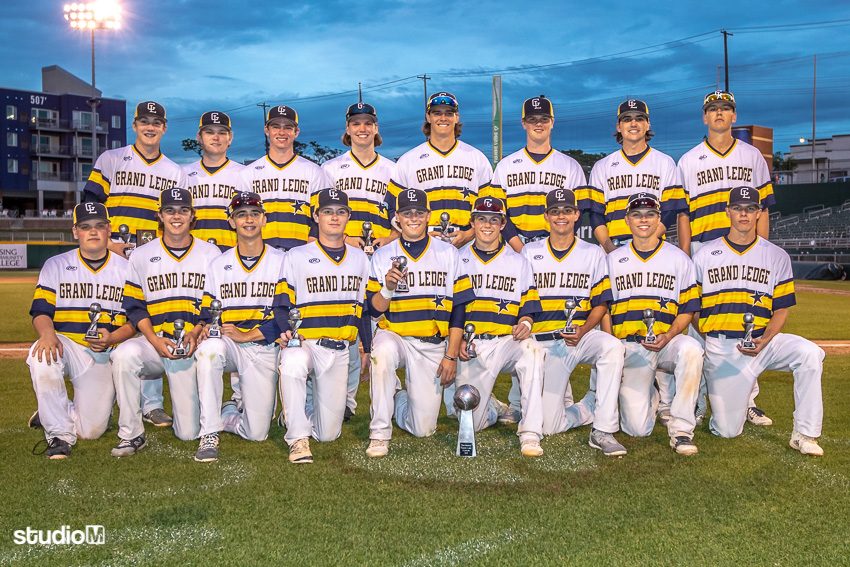 Grand Ledge Defeats DeWitt to win Diamond Classic Championship