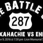 Battle of 287