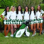 Waxahachie High School Girls Varsity Golf finishes 5th place