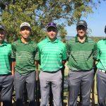 Waxahachie High School Boys Varsity Golf finishes 1st place