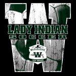 Waxahachie High School Girls Varsity Soccer beat Midlothian Heritage 2-1