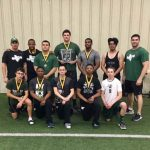 Waxahachie High School Boys Varsity Powerlifting finishes 1st place