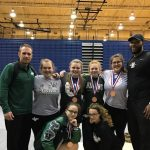 Lady NDNS Finish Top 10 at Regional Powerlifting Meet
