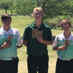 NDN M3 Golfers Take 2nd at JV District Tournament