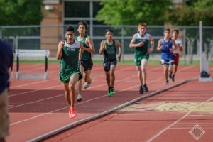 District Meet 2017 Prelims at Lancaster