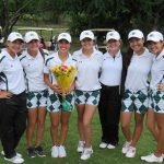 Waxahachie High School Girls Varsity Golf Spring finishes 4th place