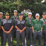 Waxahachie High School Boys Varsity Golf finishes 2nd place