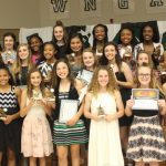 Finley Lady Warrior Athletic Banquet
