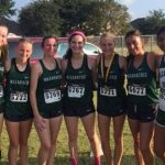 Varsity Girls Cross Country Places 6th