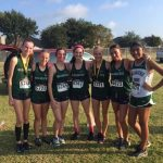 Waxahachie High School Girls Varsity Cross Country finishes 6th place