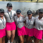 Lady NDN Golf Finishes 2nd @ Waxahachie Tournament