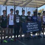 Waxahachie High School Boys Varsity Cross Country finishes 6th place