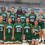 Waxahachie High School Girls Varsity Basketball beat Arlington High School 48-29