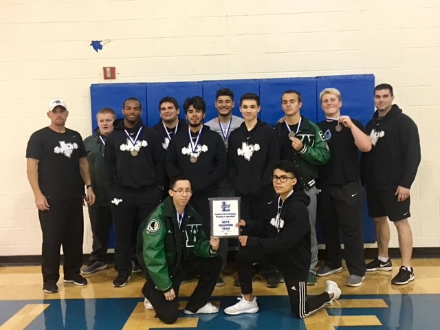 The Iron Indians Take 1st at Lindale