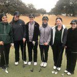 JV Girls Golf Compete @ Mansfield Invitational