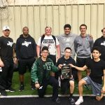 Iron NDNS win Forney Meet, High Breaks record