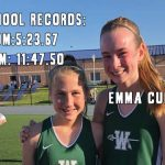 Lady NDN Track places 2nd; Curry breaks school record(s)