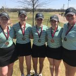 Lady Indians JV Golf Win 3rd @ Southern Oaks