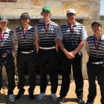 JV Indians Golf Take 2nd @ Burleson Tournament