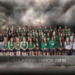 Lady NDN Track Win Both Divisions @ Ennis