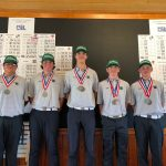 NDN Golf Makes Regionals for 3rd Consecutive Year; Varsity 2 Places 5th