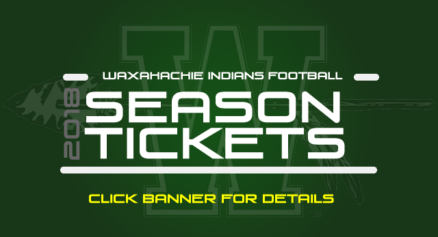 2018 NDN Football Season Tickets