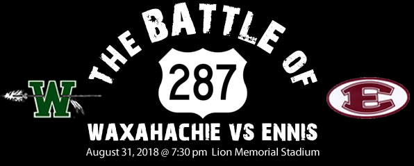THE Battle of 287