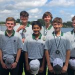 JV Golf Takes 3rd @ Waxahachie Invitational