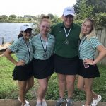 Lady NDN JV Golf wins 2nd @ Waxahachie Invitational
