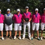 NDN Golf Win 1st and 3rd @ North Forney Pink Out