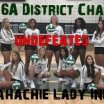 UNDEFEATED DISTRICT CHAMPS!
