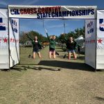State UIL XC Emma Curry