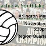 Volleyball to Regional Quarterfinals