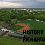 History of Richards Park and Waxahachie Baseball