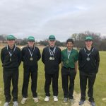 JV NDNS Capture 1st Place at Thorntree Challenge
