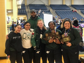 Lady NDNS Powerlifting Regional Results; Sending 4 to State