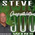 Howell Wins 300th Game