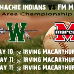 NDN Area Playoffs vs FM Marcus
