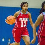 A C Flora High School Girls Varsity Basketball beat Camden High School 67-46