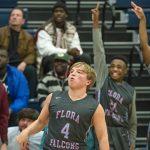A C Flora High School Boys Varsity Basketball beat Camden High School 66-54